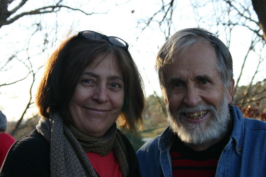 Anna & Bruce