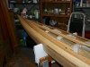 Stripping the Guillemot kayak