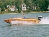 Testing after some hull modifications